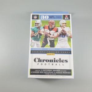 2021 PANINI CHRONICLES NFL HANGER BOX